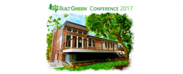 Built Green Conference 2017, September 14. Bothell, WA