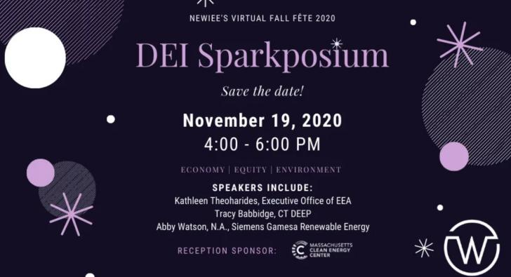 NEWIEE's 2020 Annual Meeting & Fall Fête, Online, November 19