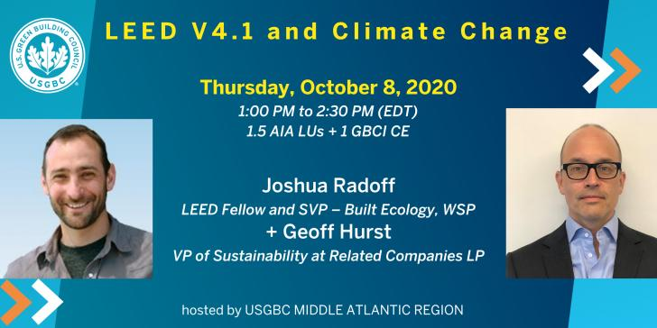 How LEED V4.1 Addresses Climate Change
