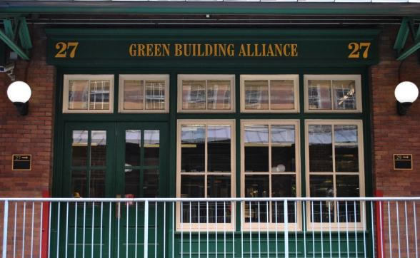 Green Building Alliance - LEED CI Platinum Office Green Building Tour, October 10, 5-6:30 pm, Pittsburgh