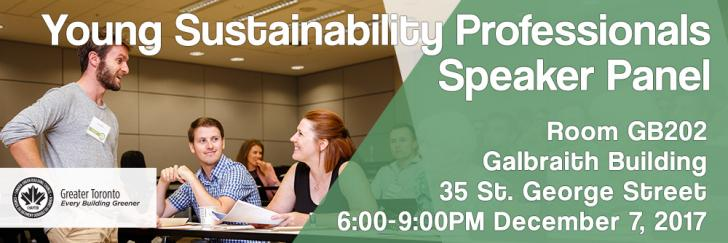 Sustainability Professionals, Canada Green Building