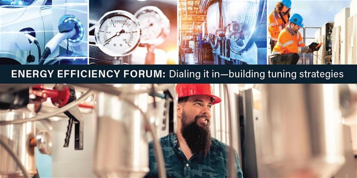 Energy Efficiency Forum: Dialing it in-building tuning strategies, April 22, New Richmond, WI Xcel Energy