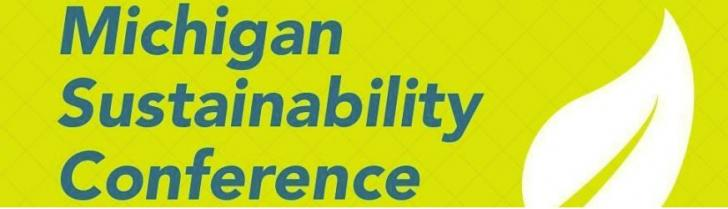 Michigan Sustainability Conference