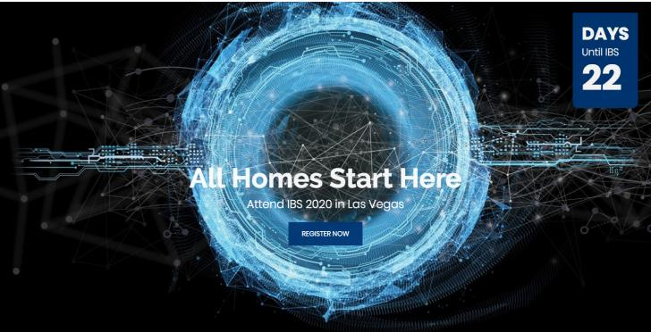 2020 Las Vegas International Builders Show (IBS), January 21-23