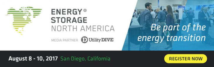 Energy Storage North America in San Diego, August 8-10
