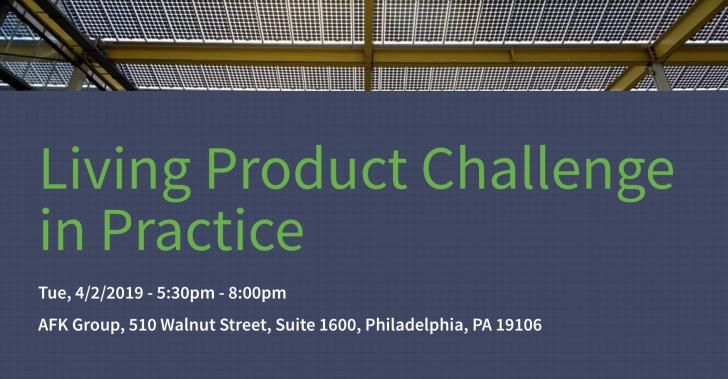 Living Product Challenge