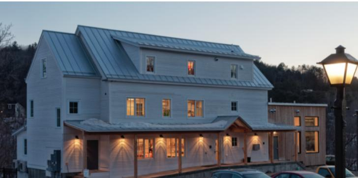 Virtual Pro Tour: 1890s Farmhouse to Super Insulated Commercial Space