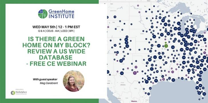 green homes, healthy housing