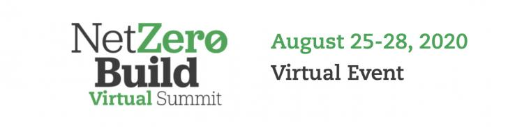Net Zero Build Virtual Summit