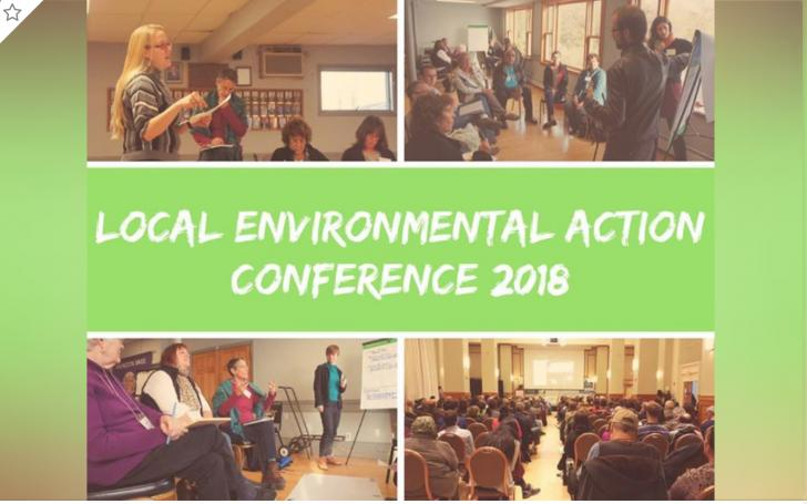 Local Environmental Action 2018