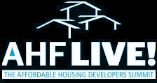 AHF Live: The 2017 Affordable Housing Developers Summit 11/14/17 - 11/16/17, Chicago