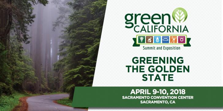 Greening the Golden State