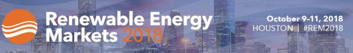 The 2018 Renewable Energy Markets  Conference