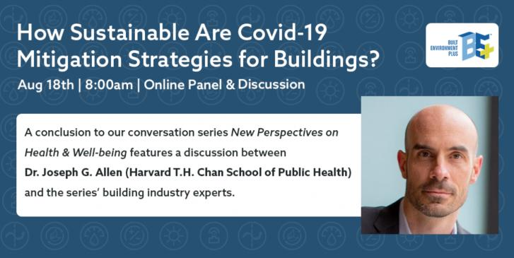 COVID-19 Mitigation Strategies for Buildings
