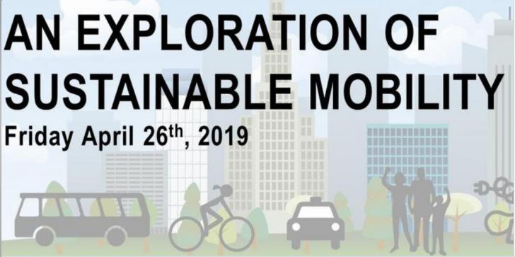MIT Sustainability Summit: An Exploration of Sustainable Mobility, April
